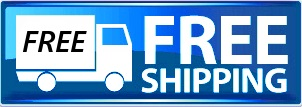 Blue Shipping Icon