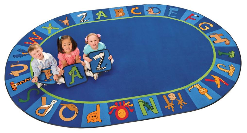 Alphabet Rugs & Number Carpets