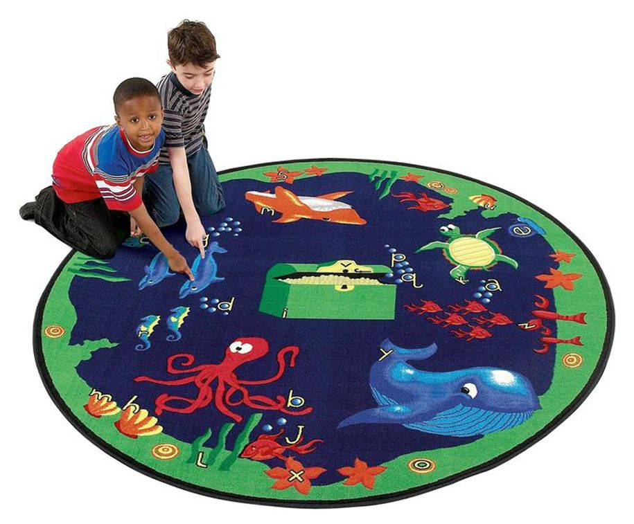Animal and Nature Theme Rugs