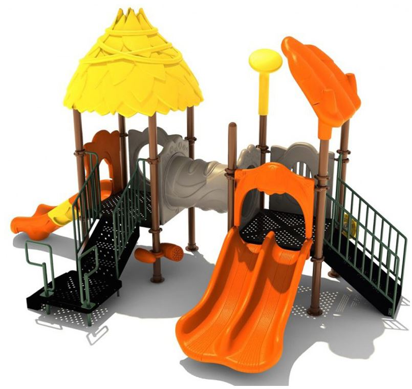 Play Structures for ages 2-5 years
