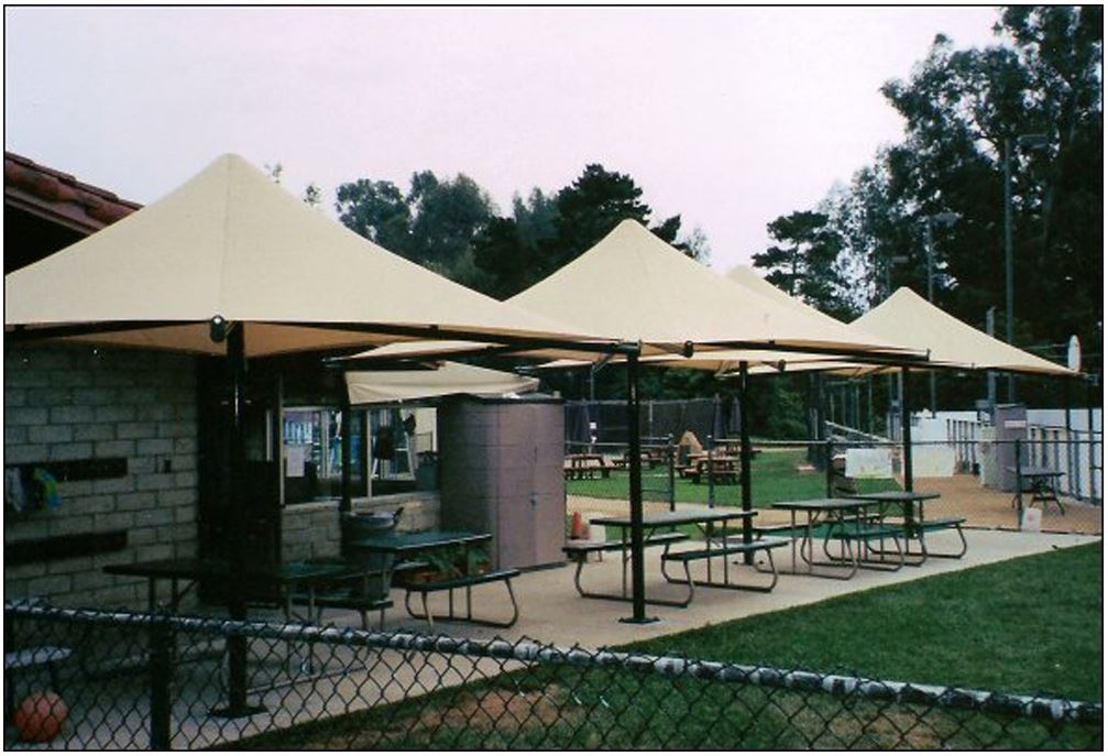 Shade Structures and Shelters