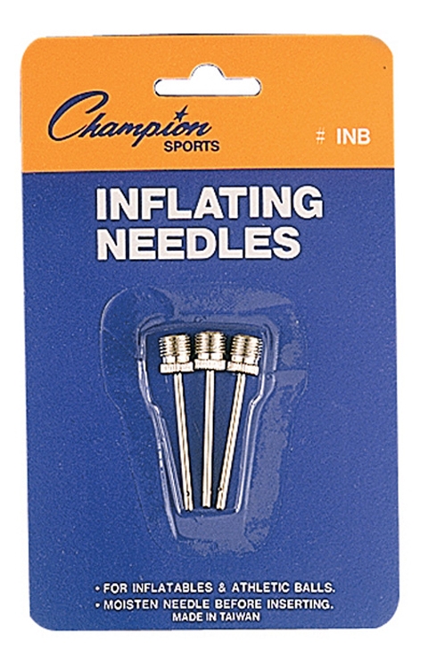 Inflating Needles, Pack of 3
