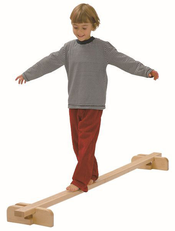 Maple Balance Beam
