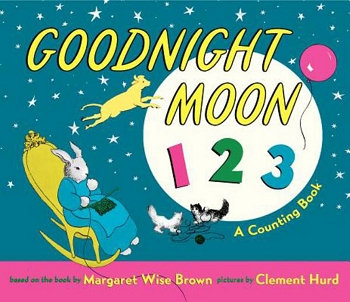 Goodnight Moon 123 Padded book