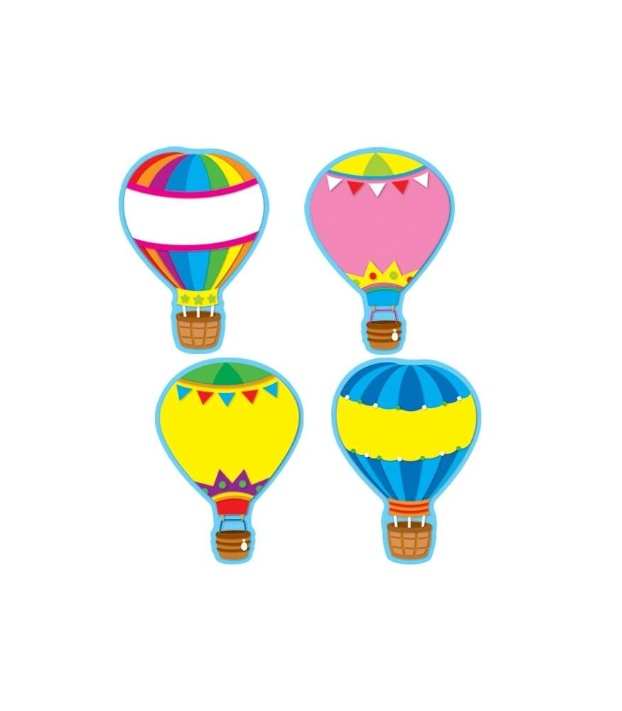 Hot Air Balloons - Cut-Outs