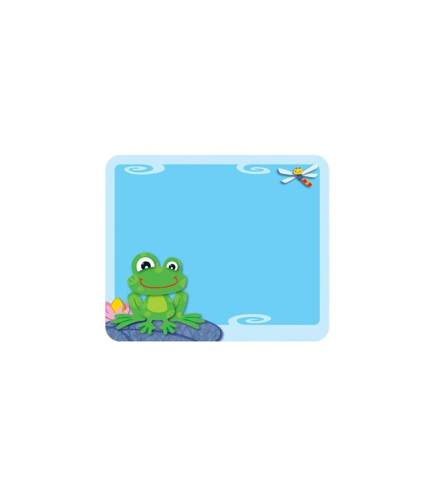 FUNky Frogs Name Tags
