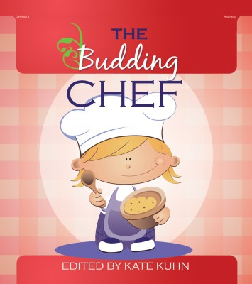 The Budding Chef Book