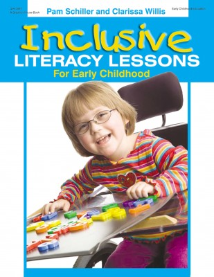 Inclusive Literacy Lessons Book, For Early Childhood