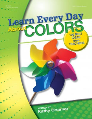 Learn Every Day About Colors Book