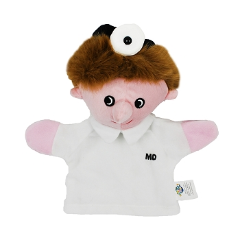 Puppets Machine Washable Doctor