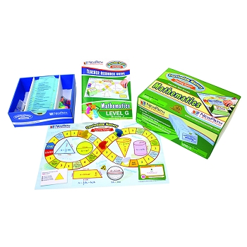 Mastering Math Skills Game, Class Pack, Grade 7