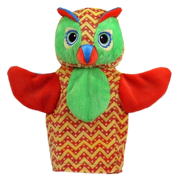 My Second Owl Puppet