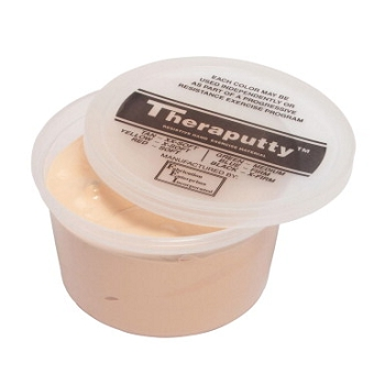 Cando Extra Extra Soft Theraputty - 2 Ounce - Tan