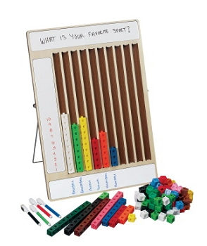 SI Manufacturing Hex-A-Link Graph Board Kit