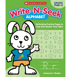 Write-N-Seek - Alphabet