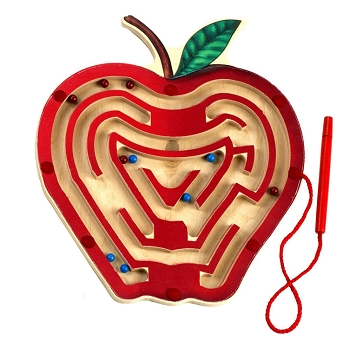 Magnetic Apple - Maze