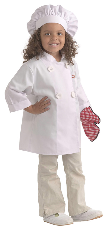 Chef Dramatic Dress Up