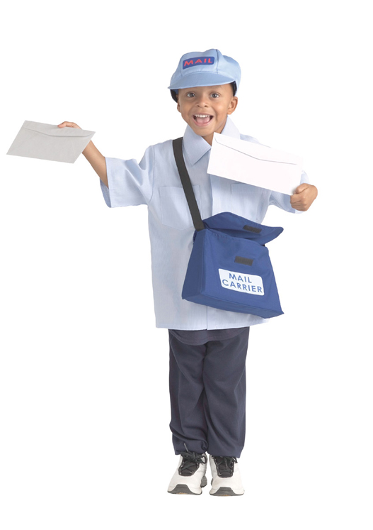 Mail Carrier Dramatic Dress Up