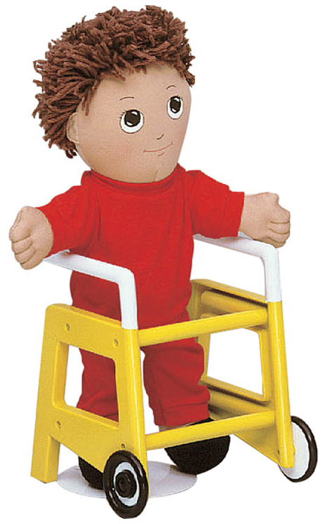 Special Needs Doll Accessories - Walker