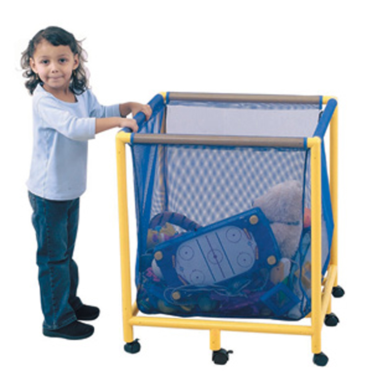 Mobile Equipment Toy Box - 2 Sizes