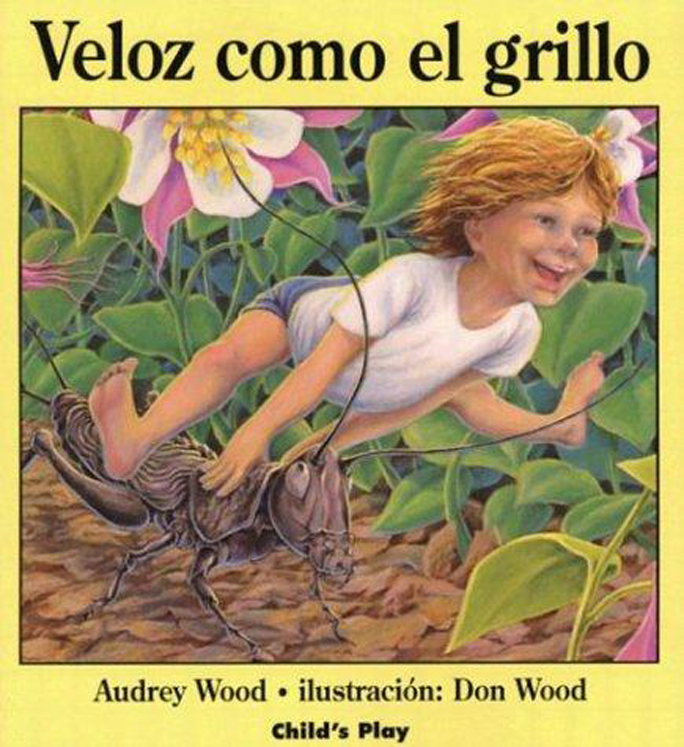 Veloz Como El Grillo (Language - Spanish) (Spanish Edition)