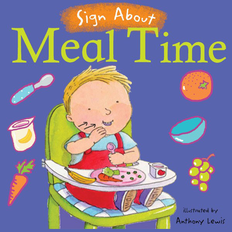 Sign About - Meal Time