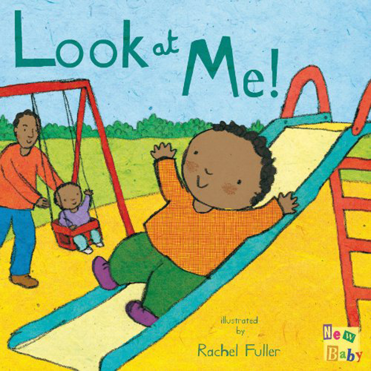 Look at Me! - Board Book