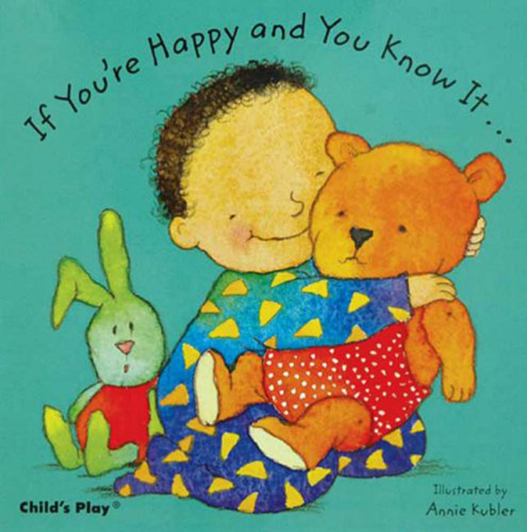 If You're Happy and You Know it - English/Spanish Bilingual - Board Book