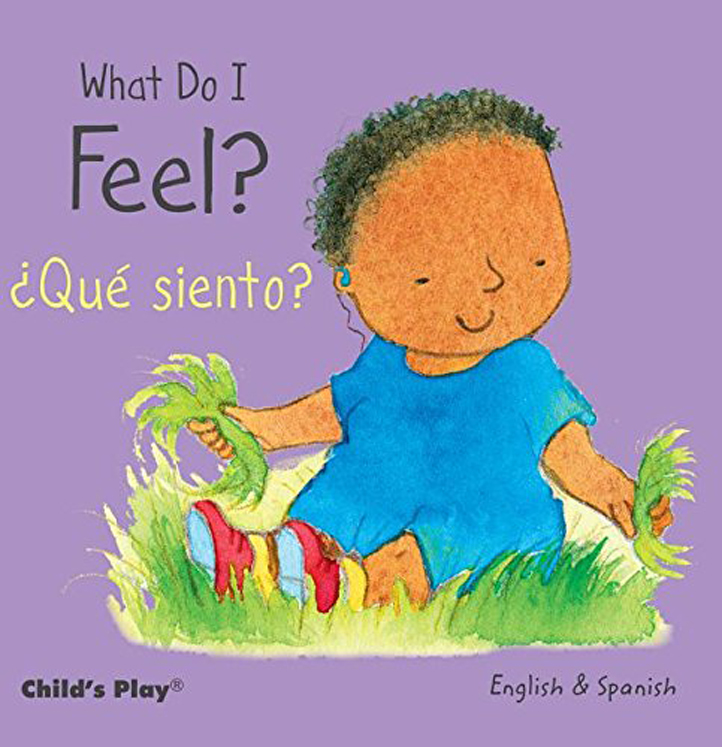 What Do I Feel? - English/Spanish Bilingual Board Book