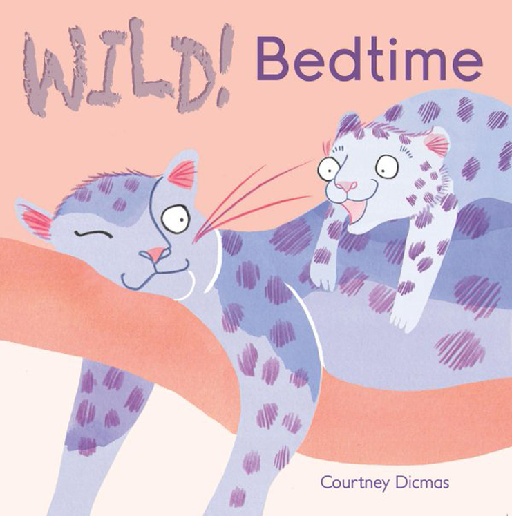 WILD! Bedtime - English/Spanish Bilingual Board Book