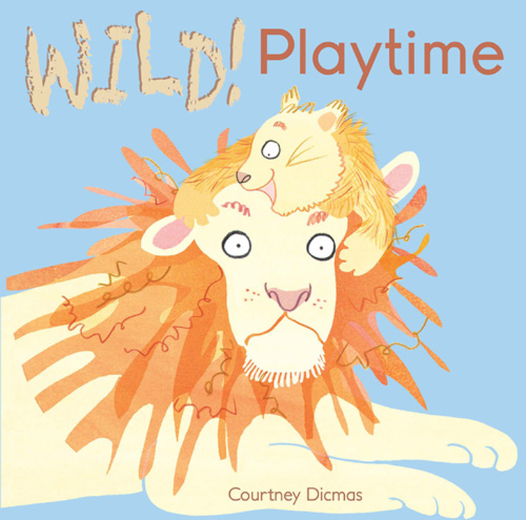 Wild! Playtime - English/Spanish Bilingual Board Book