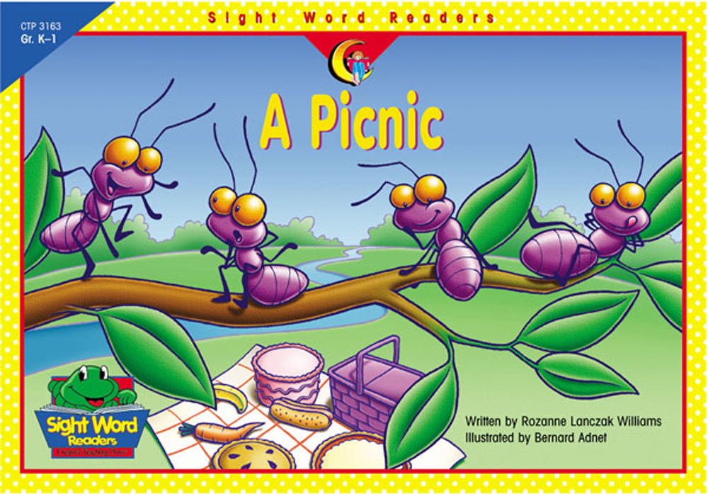 A Picnic - Sight Word Readers