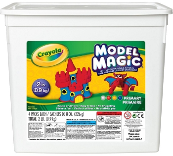 Crayola Model Magic 2-lb - Assorted Colors