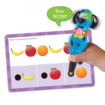 Hot Dots Jr. Patterns & Sequencing - Card Set