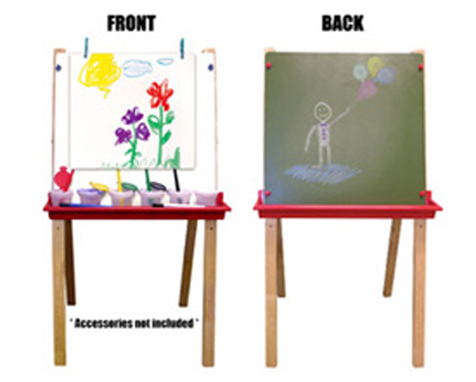 Adjustable Floor Easel