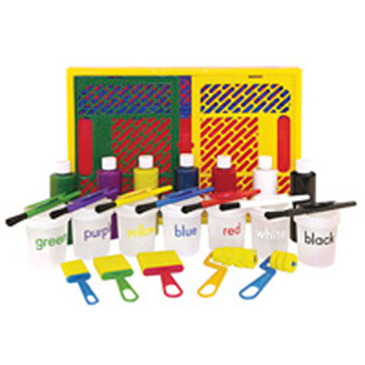 Your Colors Collapsible Paint Crate Set