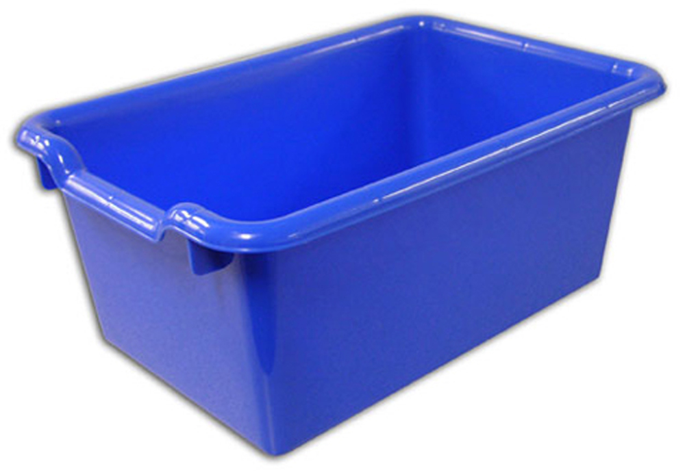 12 Pack Scoop Front Storage Bins