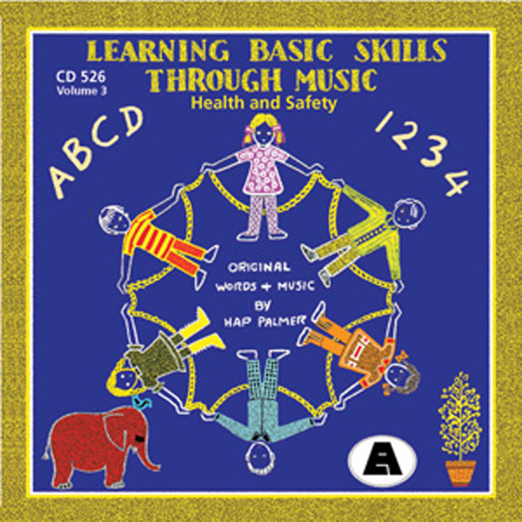Learning Basic Skills Through Music, CD, Health & Safety