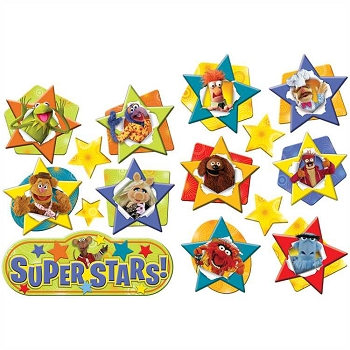 Muppets - 2-Sided Deco Kit