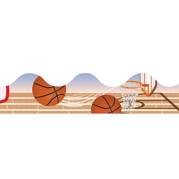 Basketball - Deco Trim