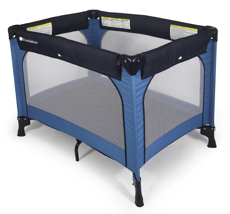 Mattress Only for Celebrity Portable Play Yard Crib