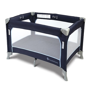 SleepFresh Celebrity Portable Crib