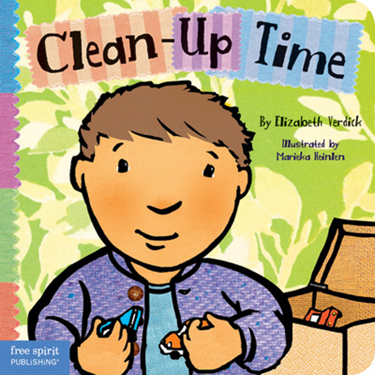 Toddler Tools: Clean-Up Time