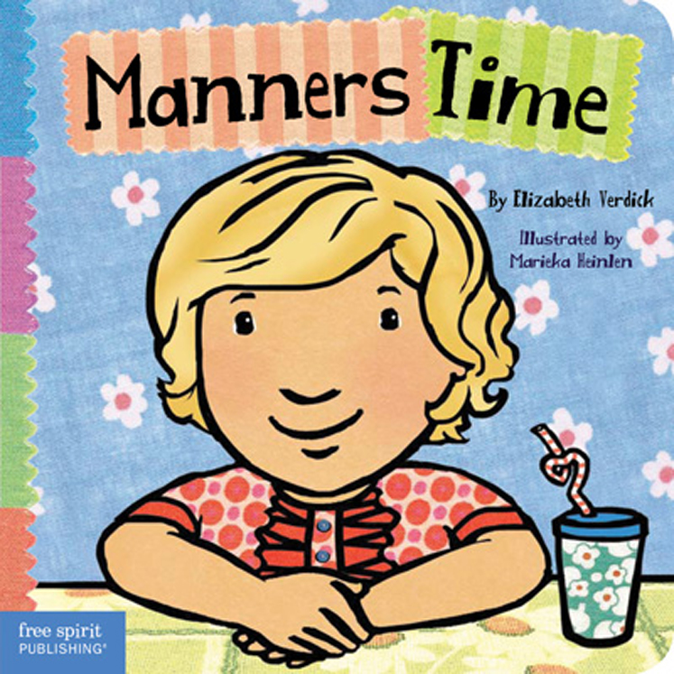 Toddler Tools: Manners Time