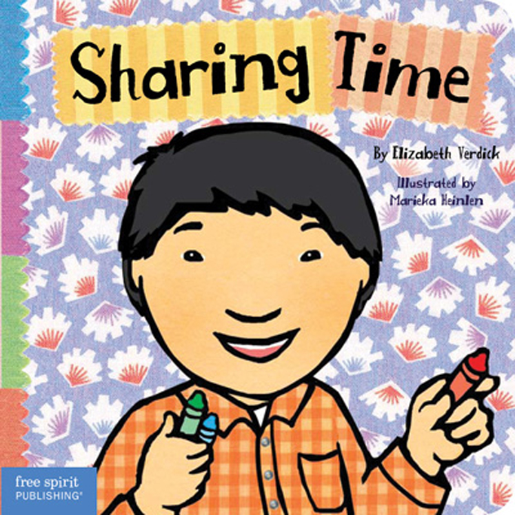 Toddler Tools: Sharing Time