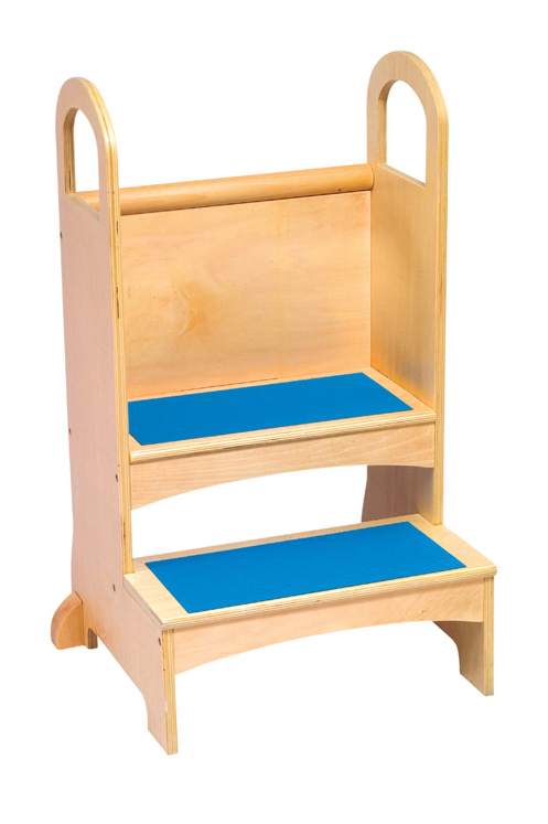 High Rise Step-Up Stool