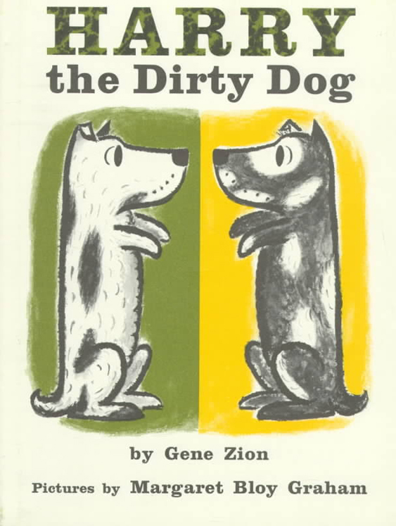 Harry the Dirty Dog - Paperback