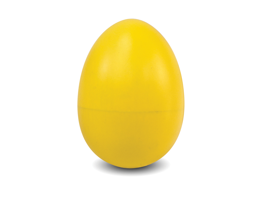 Yellow Egg Shaker