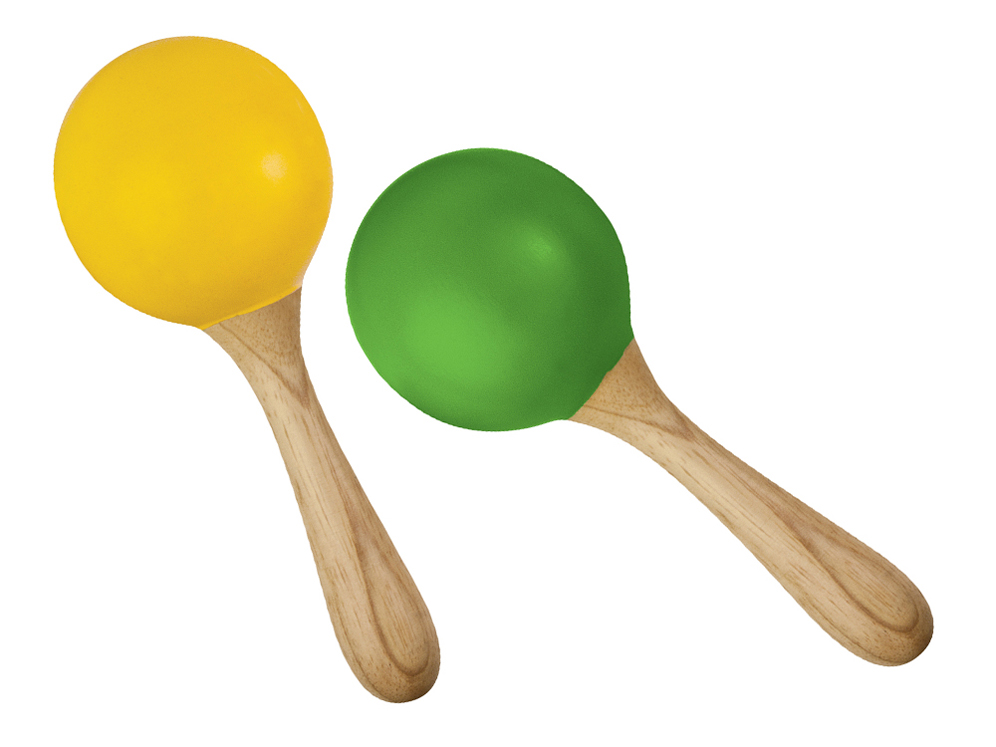 Egg Shape Maracas