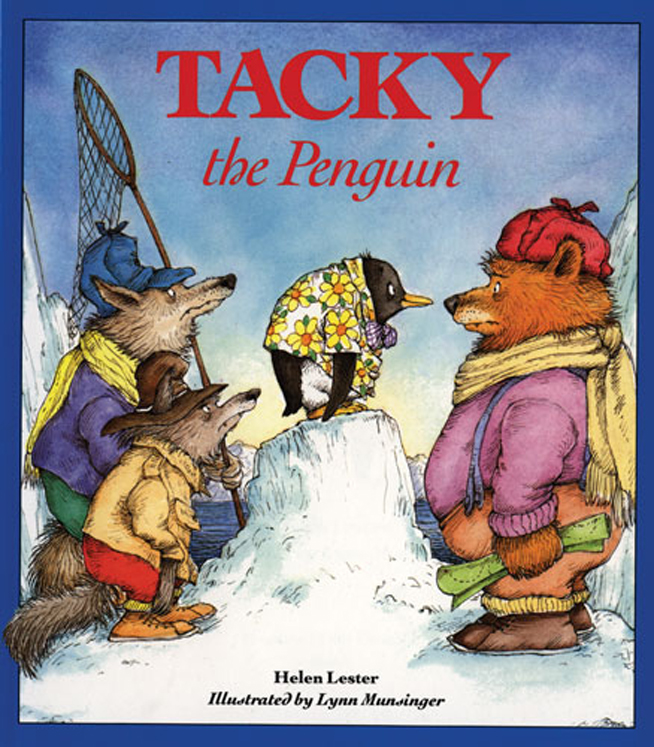 Tacky the Penguin - Paperback
